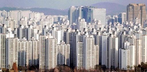 강남 송파구 아파트 전경(자료 연합뉴스)