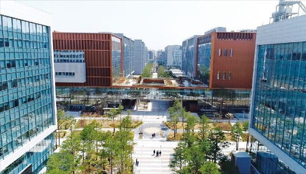 LG사이언스파크 전경.  /LG그룹 제공