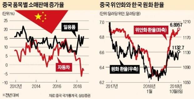 """""""中증시 급반등 어려워…한국 화학株 1차 타격"""""""