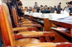 """""""유은혜 인정 못해""""…차관에 질의한 한국당"""