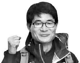 김창호 대장은, '무산소'로 히말라야 고봉 14좌 완등…창조적 등반의 대가