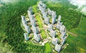 역대 최대규모 지역주택조합 아파트 등장