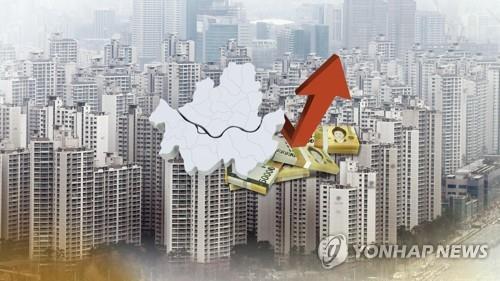 9월 서울 주택가격 1.25% 올라… 10년여만에 최대 상승