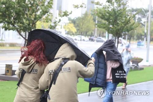 콩레이 직격탄 맞은 부산영화제…일정 변경·취소 잇따라