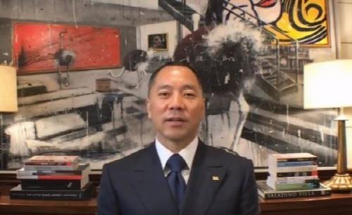 판빙빙 사건과 마윈 퇴임에 '시진핑 오른팔' 왕치산 관련설