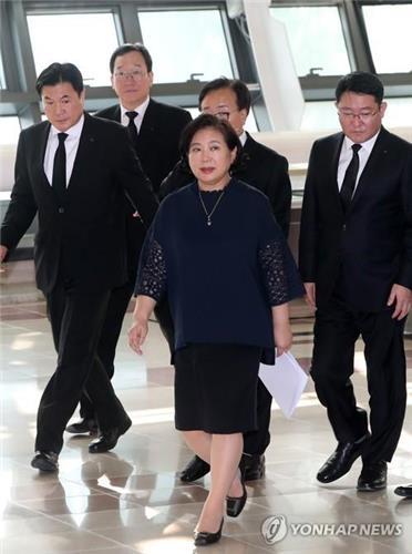 현대 현정은 회장, 내달 '금강산관광 시작 20주년' 방북 추진