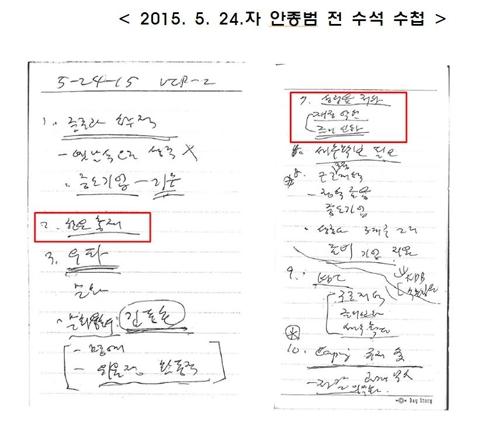 """박영선 """"안종범수첩 적힌 후 한은 금리인하…前 정부 압박 의혹"""""""
