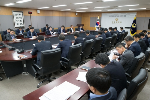"""금융위원장 """"'컨틴전시 플랜' 필요시 가동 준비"""""""