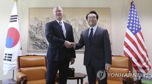 한미 비핵화·대북제재·남북협력 논의 워킹그룹 11월 출범