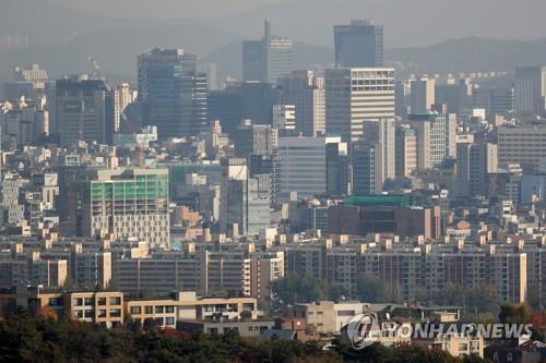 9·13대책 영향, 서울 주택가격 상승폭 절반 이하로 줄어