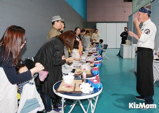 서울 베이비페어서 만나는  美·英 음식…28일까지 쿠킹클래스 개최