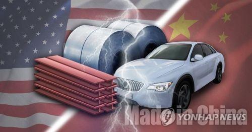 미중 무역전쟁에 미국 제조업계 '앓는 소리' 커진다