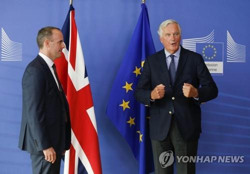 EU 정상회의 앞두고 브렉시트 관련회의 잇따라…타결 임박?