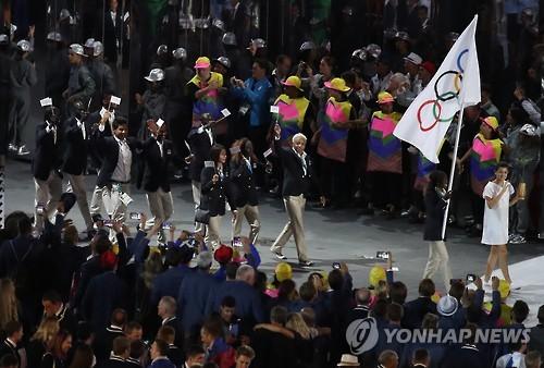 2020 도쿄올림픽서도 난민팀 뜬다…리우 대회 이어 두 번째