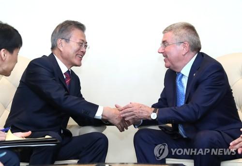 올림픽 공동개최 본격 논의…평화 메시지 전달에 힘 모아야