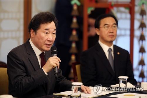 """당정청 """"남북합의 가시성과 조기 도출…단기 일자리 창출 주력"""""""