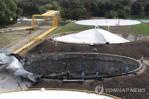 저유소화재 재발 막는다…석유·가스저장시설 정부합동 안전점검