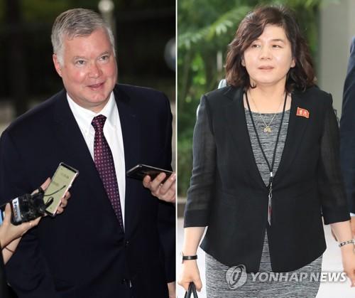 비건 美대북대표, 29~30일 방한…'판문점' 실무회담 가능성 주목