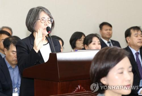 """김영란 """"대입개편 공론화위원장 다시 하라면 하지 않을 것"""""""