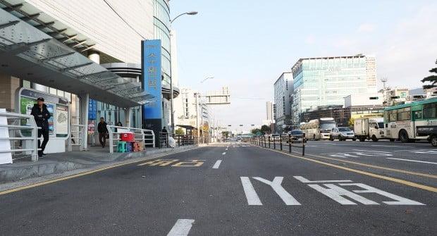 카카오 카풀 반발 위해 택시 업계 24시간 파업 /사진=연합뉴스