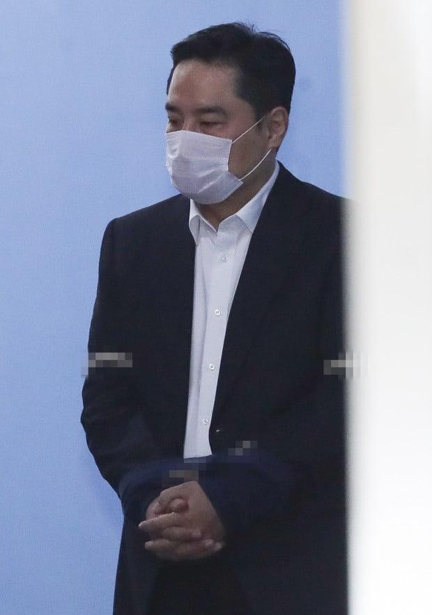 강용석 법정 구속 /사진=연합뉴스