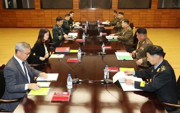 '남북 장성급군사회담' (사진=연합뉴스)