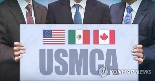 뉴욕증시, 미국·멕시코·캐나다 무역협정 타결…다우 0.73% 상승