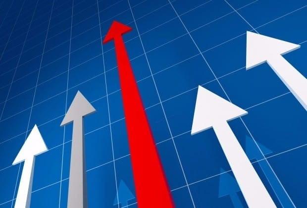 코스피, 미 증시 상승에 장중 2040선 '회복'…코스닥은 1%대 강세