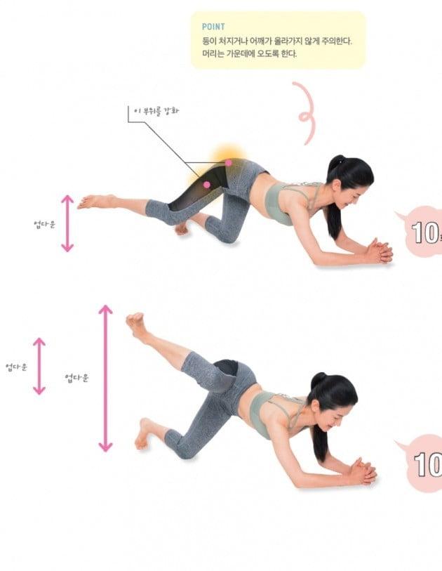 엉덩이 리셋 다이어트 (제공-비타북스)