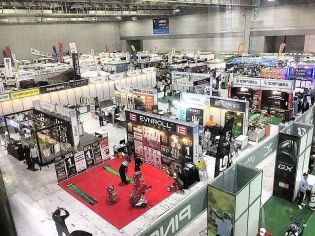 '더골프쇼', 오는 8~11일 광주 김대중컨벤션센터서 개최