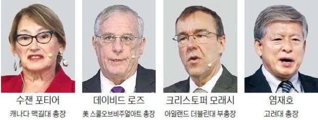 """""""명문大들 변화 거부…4차 산업혁명 낙오자 운명"""""""