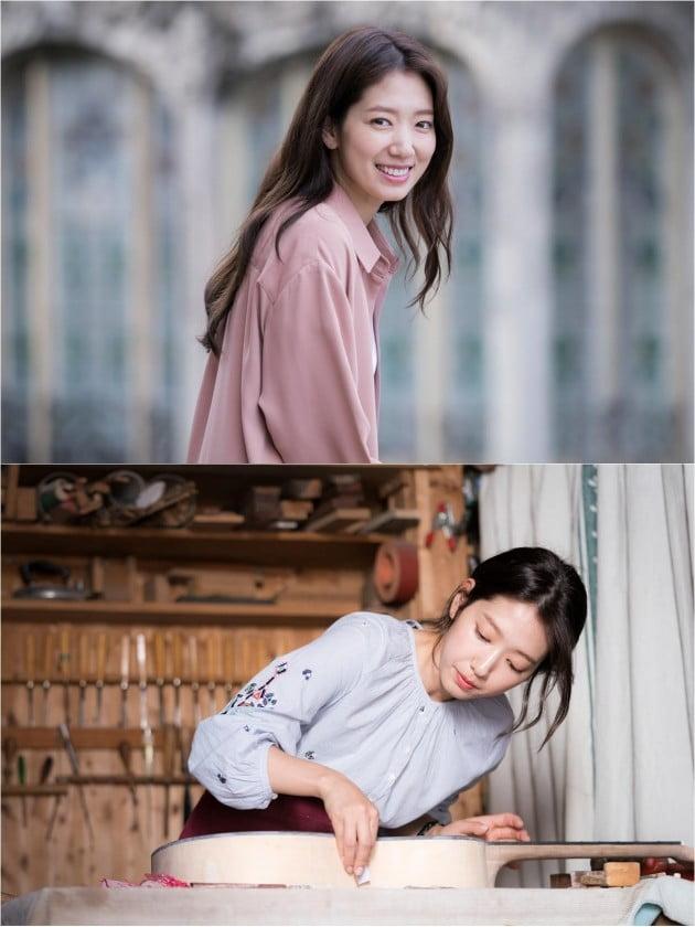 '알함브라 궁전의 비밀' 박신혜/사진=tvN