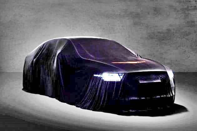 현대자동차의 고급 브랜드 제네시스가 공개한 G90 맛보기(티저) 이미지 / 사진=현대차