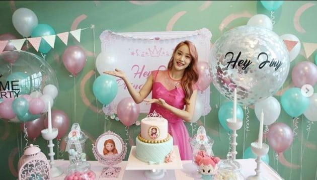 헤이지니 강혜진/사진=헤이지니 공식 인스타그램
