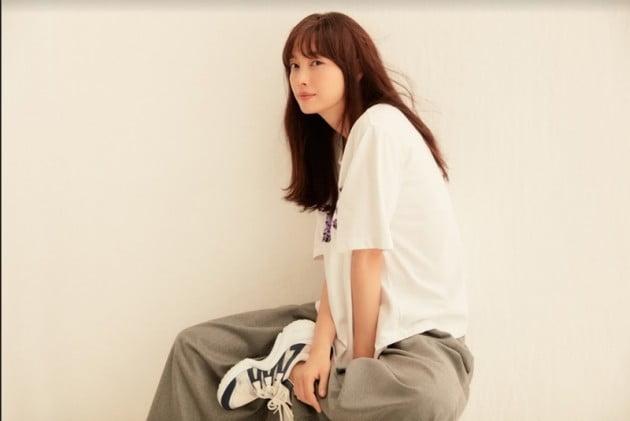 이나영/사진=이든나인