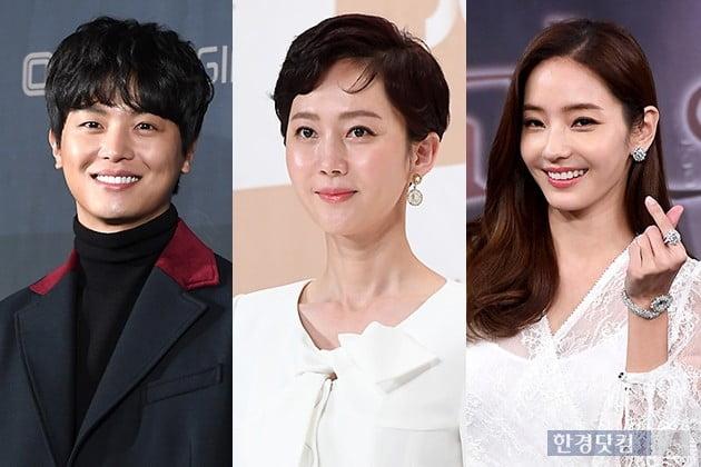 '프리스트' 연우진, 'SKY캐슬' 염정아, '신과의 약속' 한채영