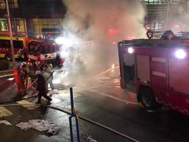 [일지] 서울 서대문구 KT 아현지사 화재 사고