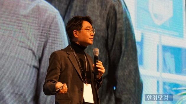 표철민 체인파트너스 대표(사진 = 김산하 기자)
