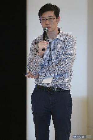 짐 베이 EMX CEO(사진 = 변성현 기자)