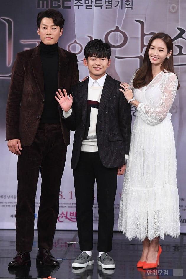 [포토] 이천희-왕석현-한채영, '우리는 한가족~'