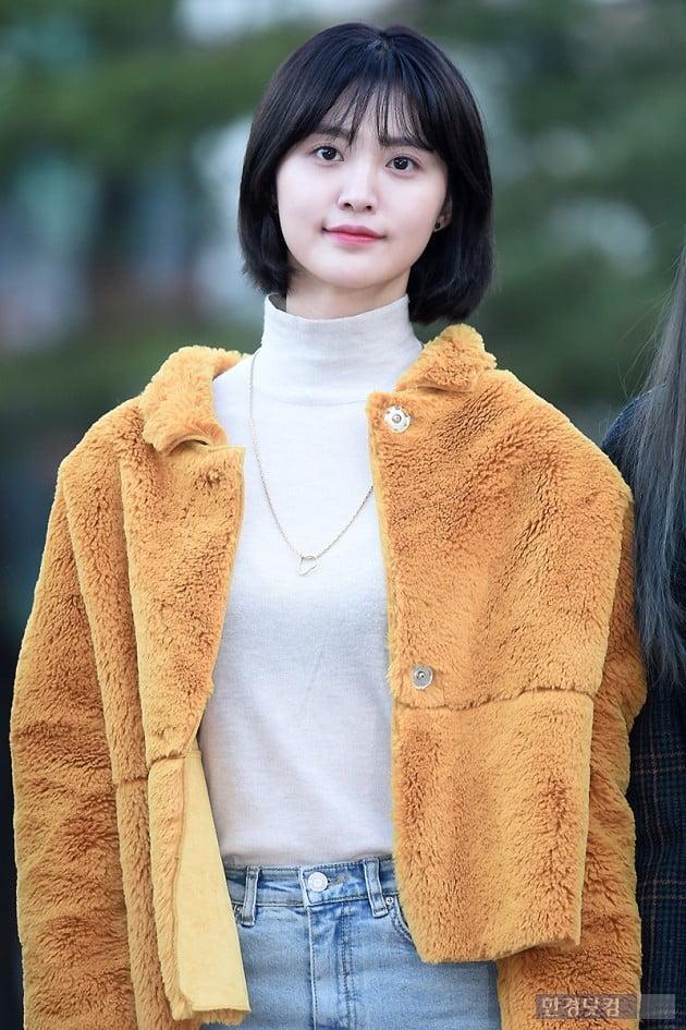 [포토] EXID 정화, '눈부신 청순미~'
