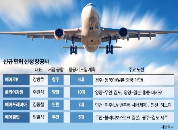"""""""7번째 LCC 잡자""""…본격 레이스 시작됐다"""