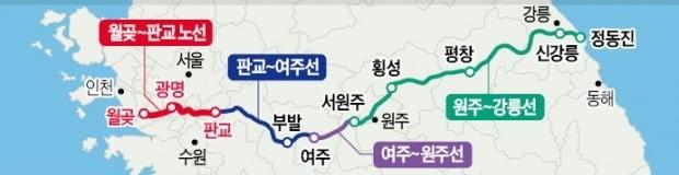 수도권 남부 '4차 산업기지' 연결 철도 출발…안양·광명·과천 '기대감'