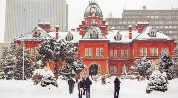 선호도 1위 여행지는 탄탄한 관광 인프라 갖춘 일본
