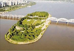 한강 노들섬 '양쪽'에 보행교 설치 추진