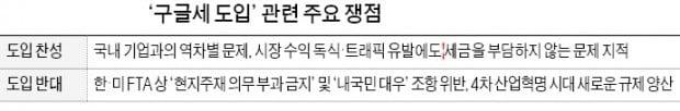 """[단독] 與의원 '구글 서버 국내 설치법' 발의에…美 """"FTA 12조 위반"""" 견제구"""