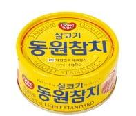 캔 뚜껑 기술경쟁 열 올리는 '참치캔 라이벌' 동원-사조