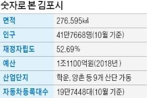 産團 발달한 기업도시 김포…'평화생태벨트' 관광도시로 진화