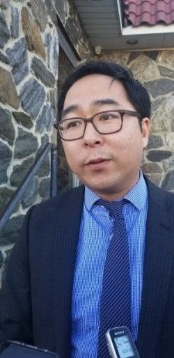 """20년만의 연방하원의원 당선 유력한 앤디 김 """"트럼프 북한과 대화는 고무적…한반도 우선순위 처지는 것 같아 걱정"""""""