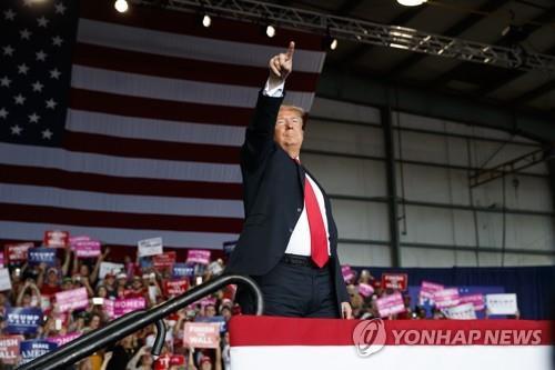 美중간선거 D-1 트럼프·오바마, 격전지 지원에 '48시간 올인'